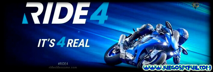 Descargar RIDE 4 Complete the Set Edition | Español Mega Torrent ElAmigos