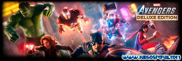 Descargar Marvels Avengers Deluxe Edition | Español Mega Torrent ElAmigos