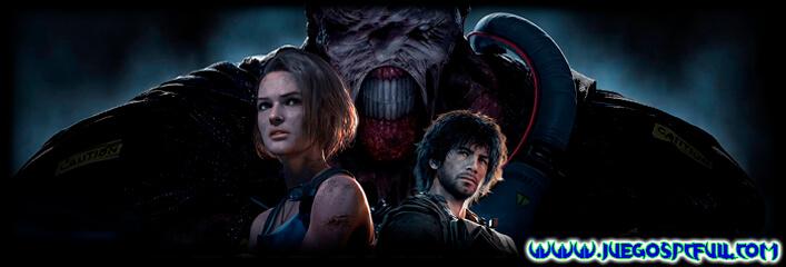 Descargar Resident Evil 3 Remake Deluxe Edition | Español Mega Torrent ElAmigos