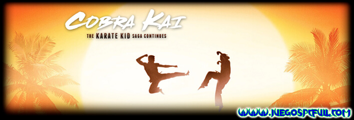 Descargar Cobra Kai The Karate Kid Saga Continues | Español Mega Torrent