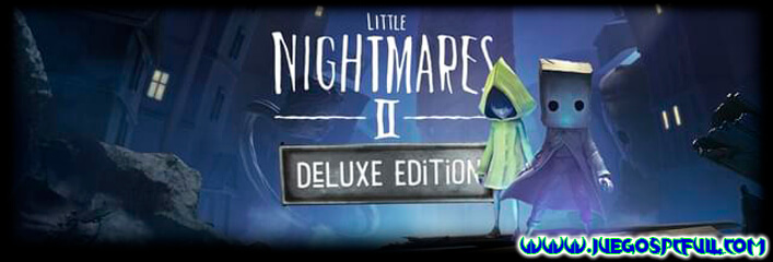 Descargar Little Nightmares II Deluxe Edition | Español Mega Torrent ElAmigos