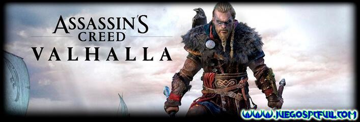 Descargar Assassins Creed Valhalla | Español Mega Torrent ElAmigos
