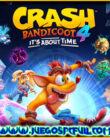 Crash Bandicoot 4 It's About Time V2   Español Mega Torrent ElAmigos