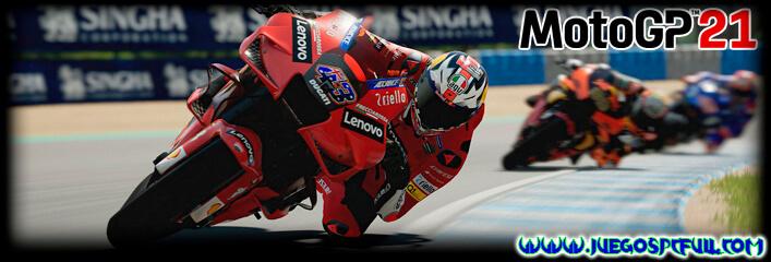 Descargar MotoGP 21   Español Mega Torrent ElAmigos