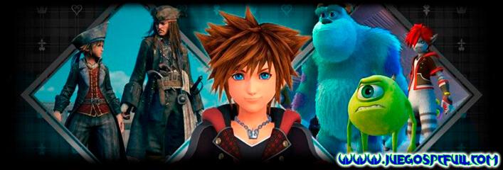 Descargar Kingdom Hearts III and Re-Mind | Español Mega Torrent ElAmigos