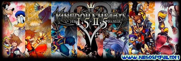 Descargar Kingdom Hearts HD 1.5 and 2.5 ReMIX | Español Mega Torrent ElAmigos