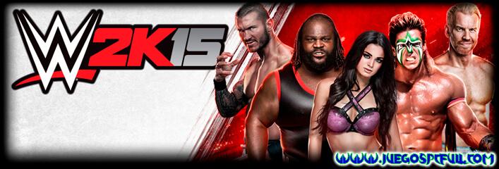 Descargar WWE 2K15 | Español Mega Torrent ElAmigos