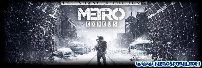 Descargar Metro Exodus Enhanced Edition | Español Mega Torrent ElAmigos