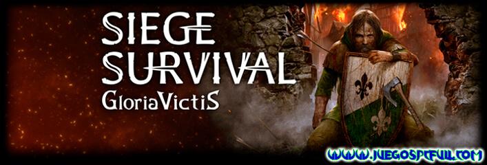 Descargar Siege Survival Gloria Victis | Español Mega Torrent ElAmigos
