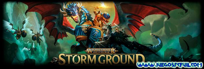 Descargar Warhammer Age of Sigmar Storm Ground | Español Mega Torrent ElAmigos