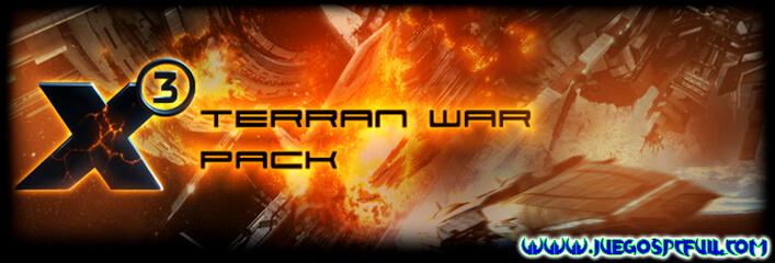Descargar X3 Terran War Pack | Español Mega Torrent ElAmigos