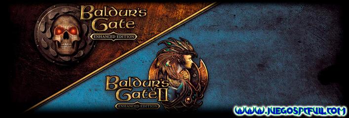 Descargar Baldurs Gate 1 y 2 Enhanced Edition   Español Mega Torrent ElAmigos