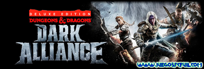 Descargar Dungeons and Dragons Dark Alliance Deluxe Edition   Español Mega Torrent ElAmigos