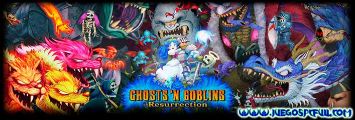 Descargar Ghosts n Goblins Resurrection | Español Mega Torrent ElAmigos
