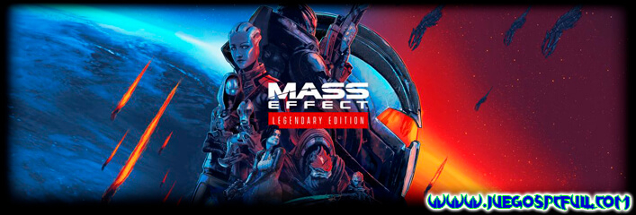 Descargar Mass Effect Legendary Edition | Español Mega Torrent ElAmigos