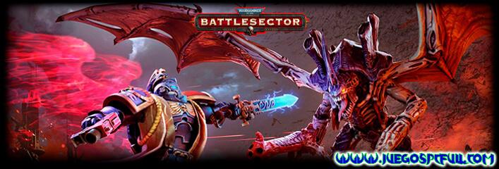 Descargar Warhammer 40000 Battlesector   Español Mega Torrent ElAmigos