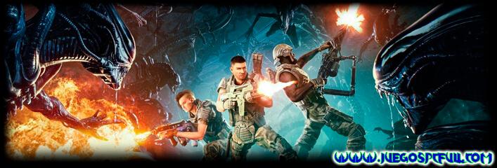 Descargar Aliens Fireteam Elite Deluxe Edition | Español Mega Torrent ElAmigos