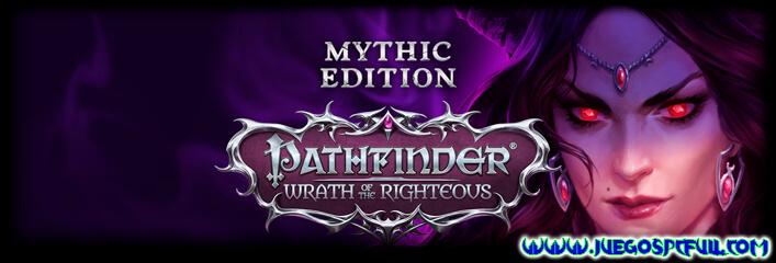 Descargar Pathfinder Wrath of the Righteous Mythic Edition   Español Mega Torrent ElAmigos