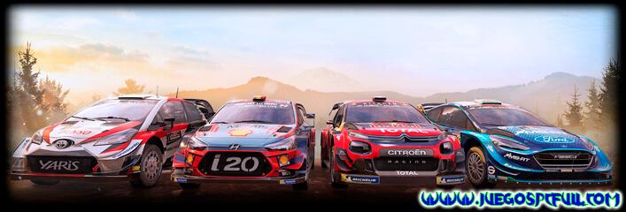 Descargar WRC 10 FIA World Rally Championship Deluxe Edition   Español Mega Torrent ElAmigos